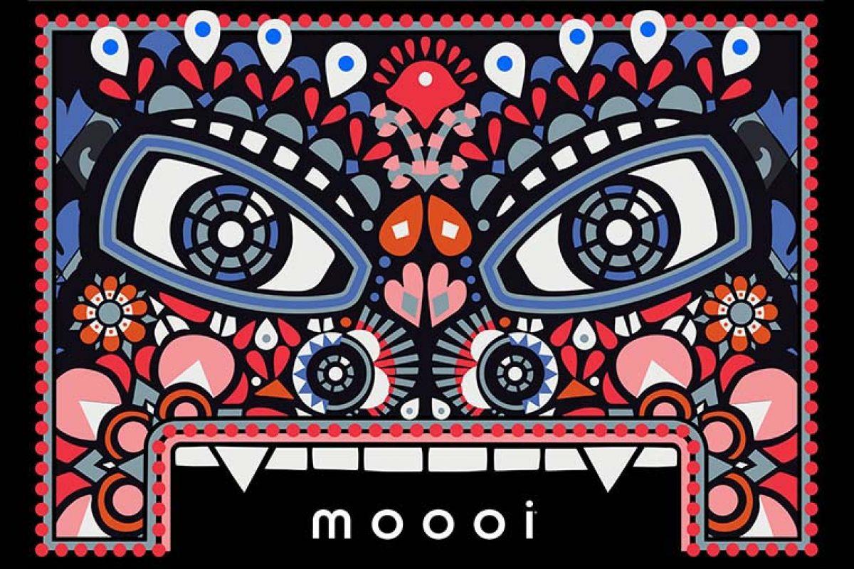 La icónica colección Monster de Marcel Wanders para Moooi se amplía con un nueva mesa y alfombra