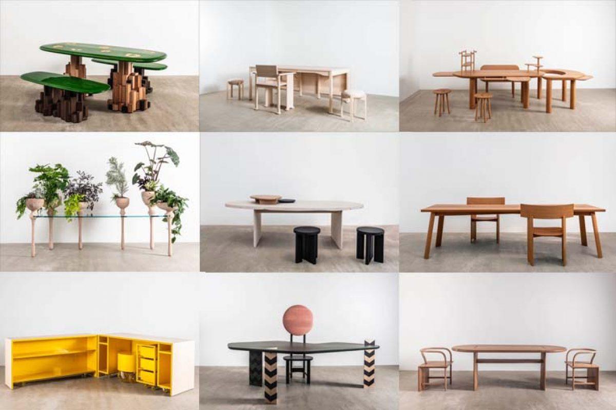 Los resultados del proyecto Connected se han dado a conocer. 9 diseñadores, 3 frondosas, 1 taller