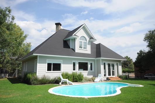 Las casas de madera una apuesta por la innovaci n - Casas canadienses espana ...