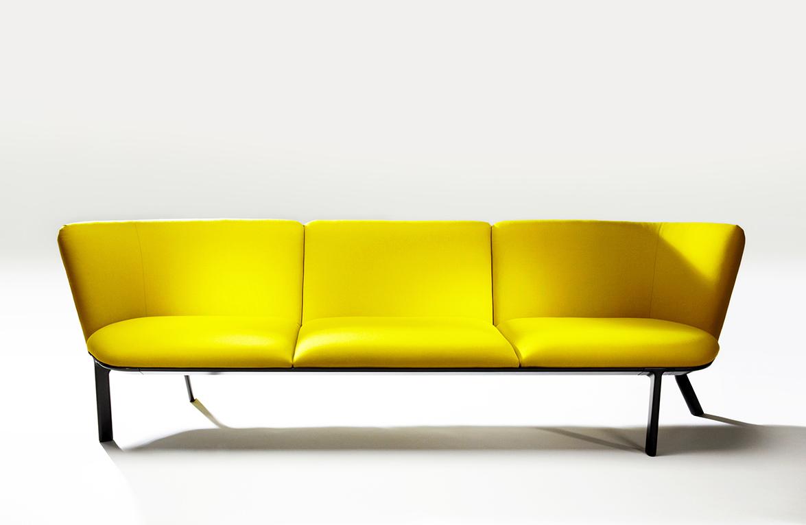 Bend (Sofas) Marc Scime _ Studio for Design (Los Angeles, United States)