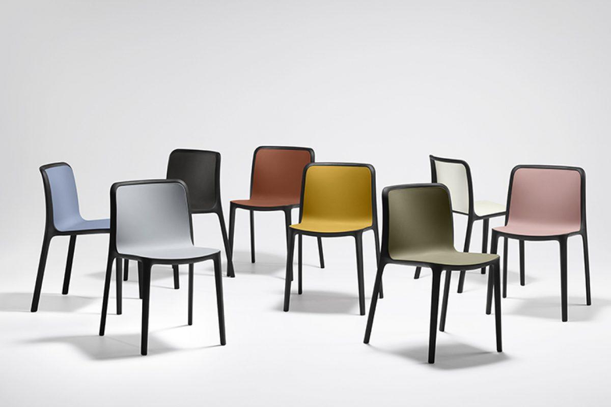 Silla Bika de Ramos Bassols para Forma 5. Un diseño cálido y confortable, a la vez que funcional y versátil