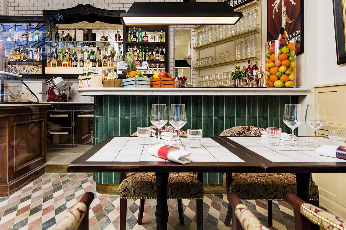Numa, 'el carrusel gastronómico' diseñado por RPM Proget