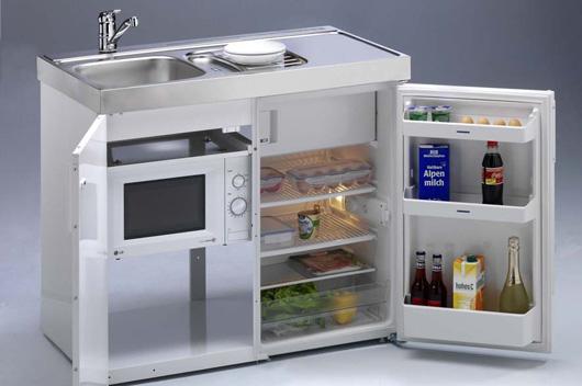 Las mini cocinas de Stengel Ibérica para camping y autocaravanas