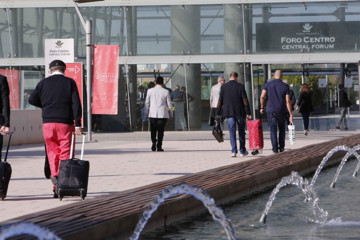 Habitat Valencia 2018: Al 90% de ocupación a falta aún de seis meses y con más de 100 nuevos expositores. Una edición que promete ser abundante en novedades