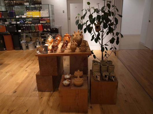 Stone design studio curates the project found muji iberia - Esparteria juan sanchez ...
