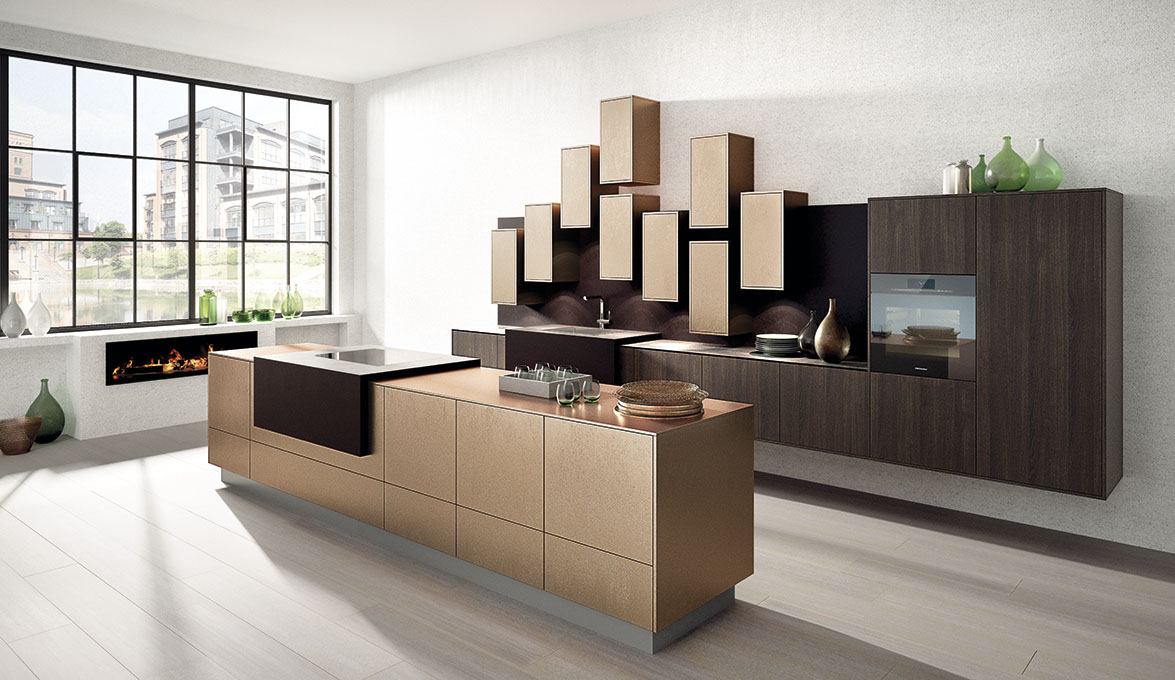 The innovative novelties by Häcker Kitchens launched at ...