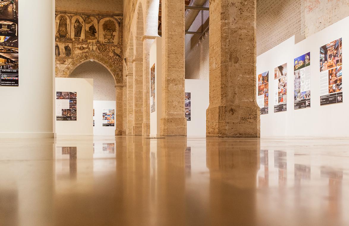 La bienal iberoamericana de interiorismo dise o y for Recogida muebles ayuntamiento valencia