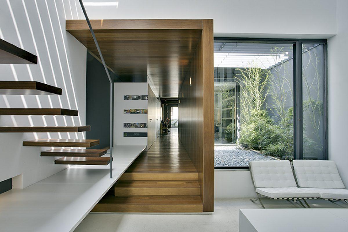 sanahuja&partners abre sus puertas con motivo de la Open House Valencia, un espacio arquitectónico y cultural que hay que vivir