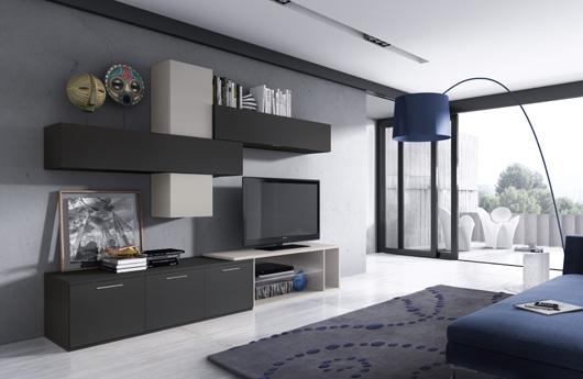 My Way, el nuevo catálogo de Vamasur Nuevo diseño más adaptable para crear a -> Compo Murale Tv