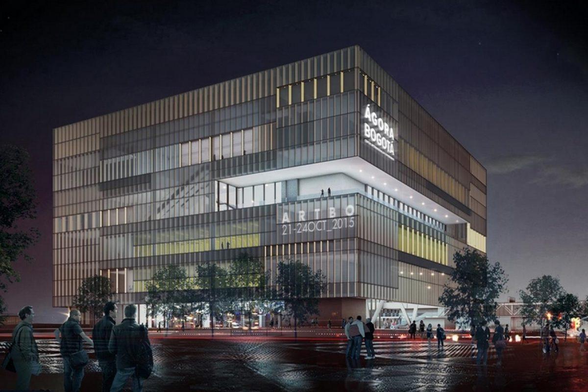 ÁGORA-BOGOTÁ, la nueva joya diseñada por los estudios Herreros y Bermúdez, inaugurada como uno de los más avanzados centros de eventos de Latinoamérica