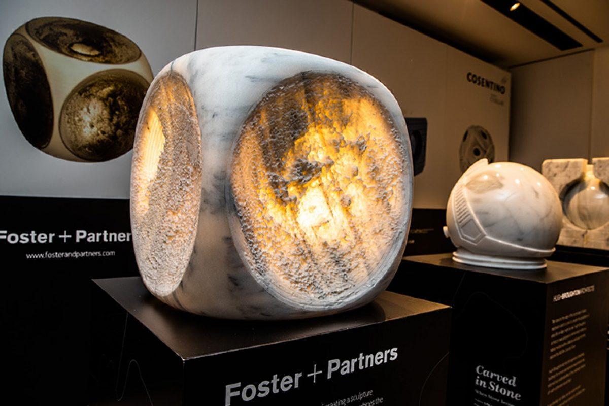 """Las esculturas talladas en marmol ganadoras del concurso """"Carved in Stone"""" de Cosentino"""
