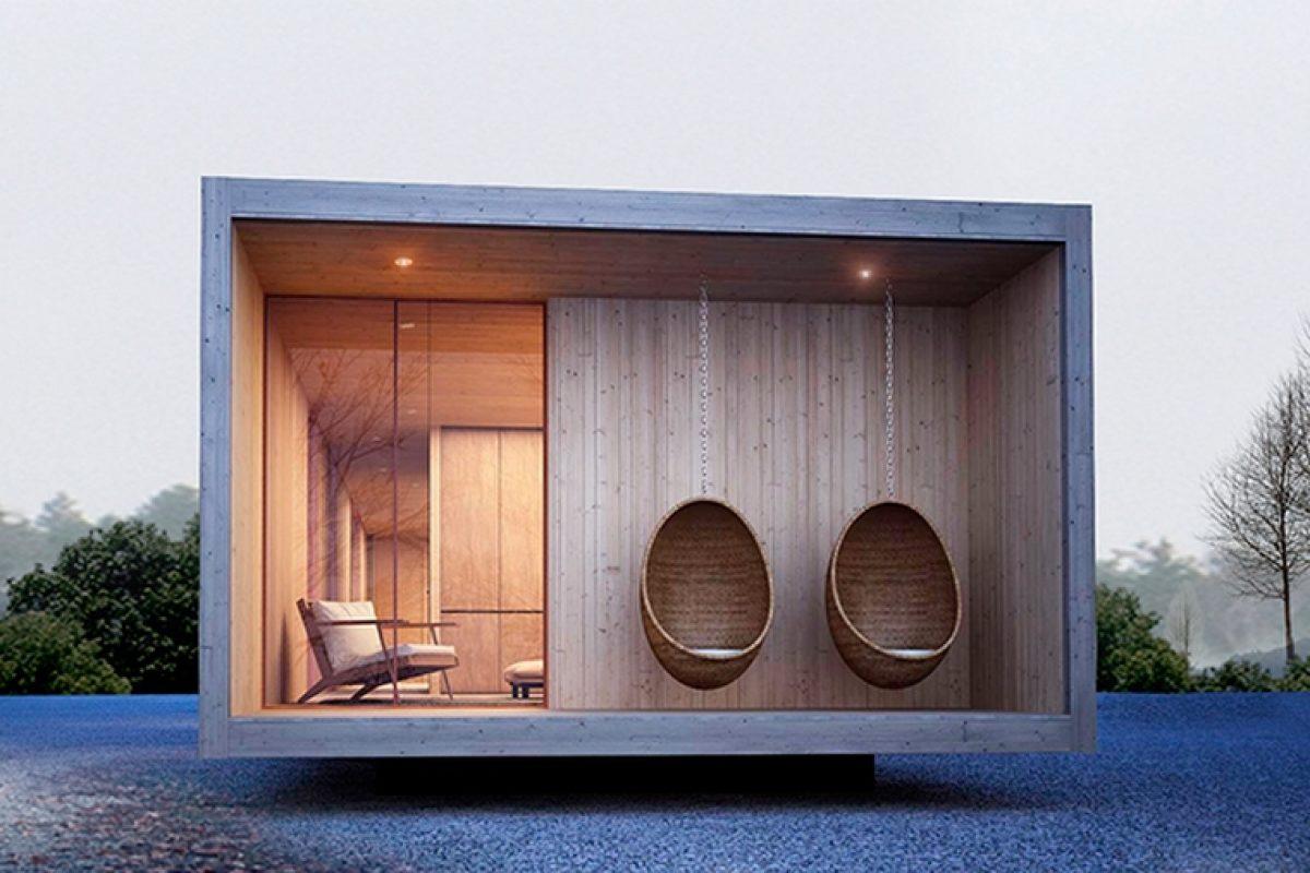 Milesi, Premium Box y Pedro Sandoval Rivera desarrollan juntos un proyecto en Melipilla, Chile: un refugio de madera sólido y acogedor