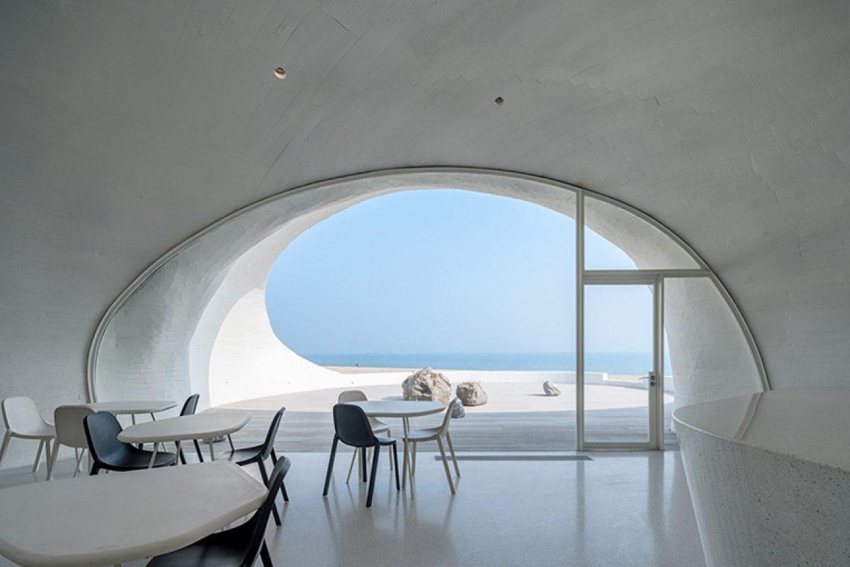 El Museo de Arte UCCA Dune de OPEN Architecture premiado en los AZ Awards 2019 por su relación única entre interior y exterior