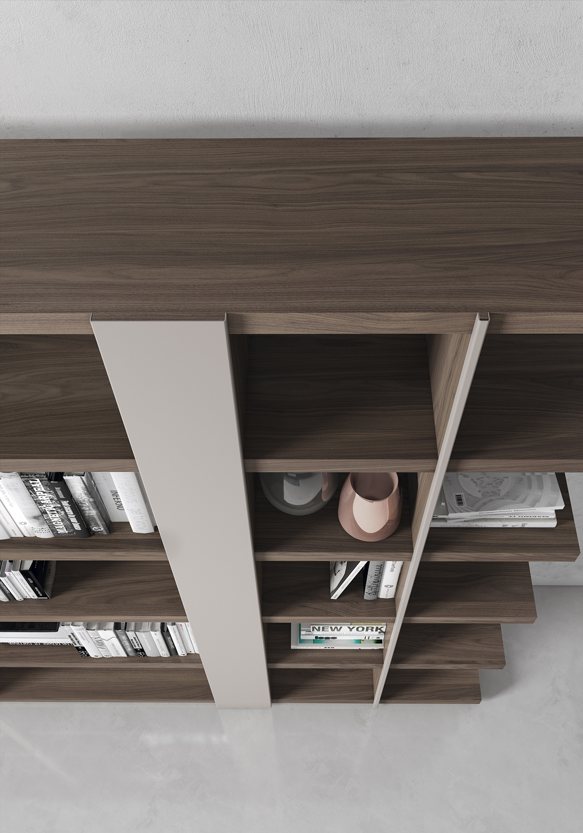 Code Shelving System & Coffee Tables _ Mario Ruiz 2