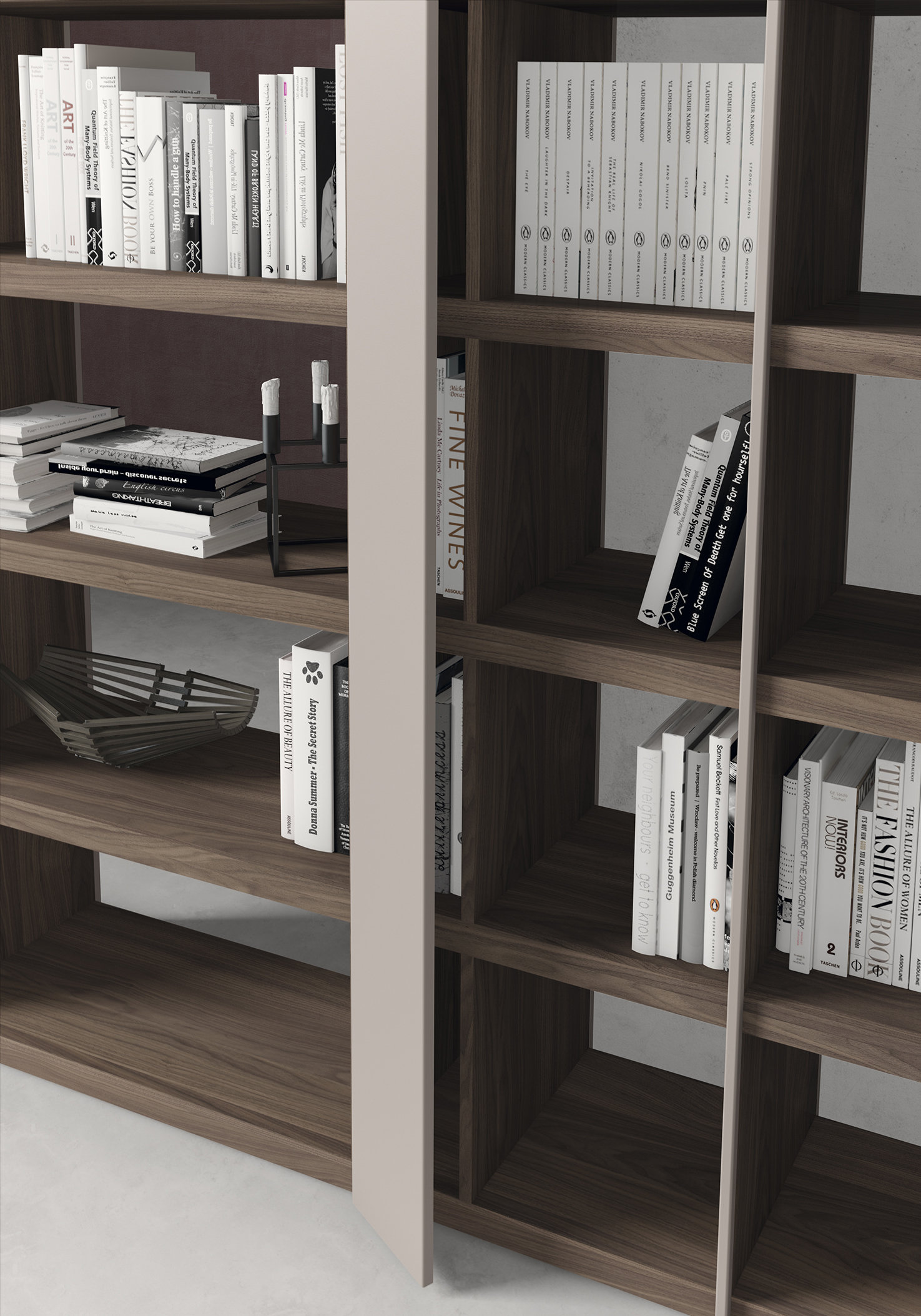 Code Shelving System & Coffee Tables _ Mario Ruiz 3