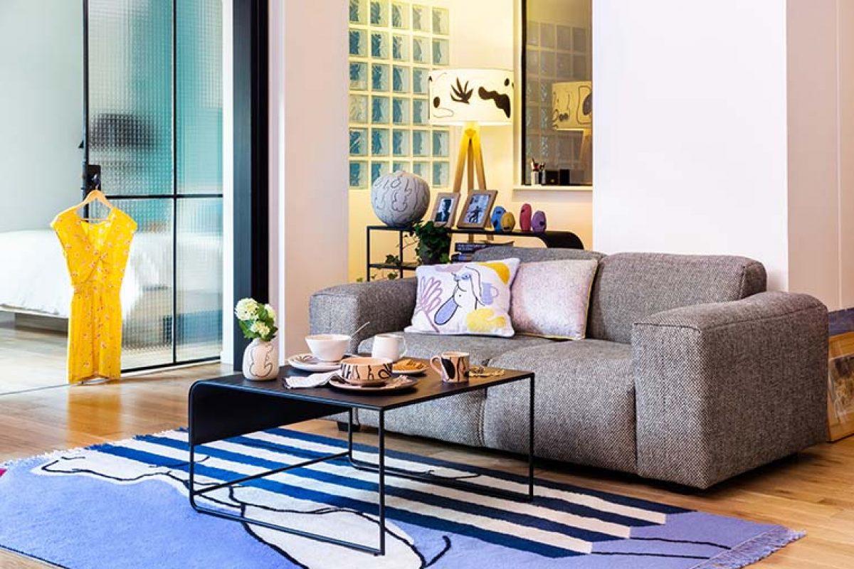 Las alfombras de Habitat, una para cada estancia