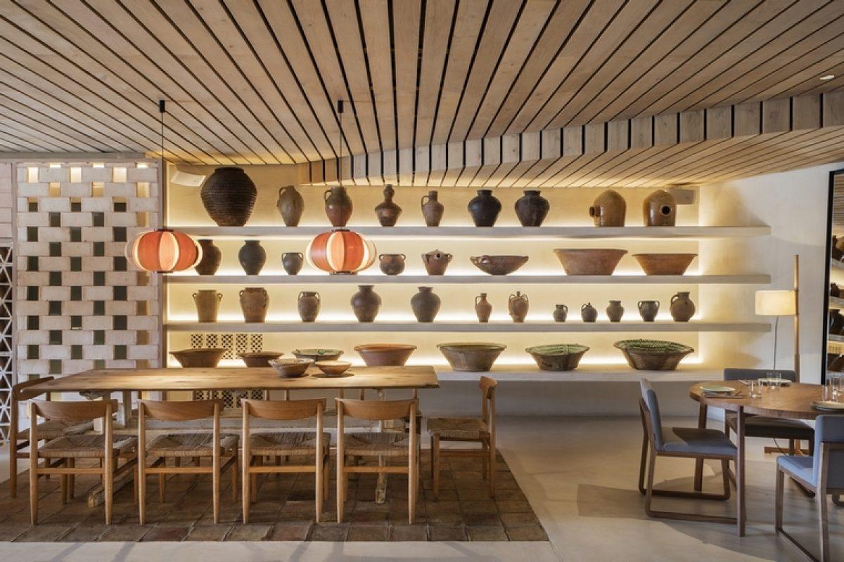 """Tarruella Trenchs diseña el nuevo restaurante """"SPOT"""" en Palma de Mallorca con inspiración de los años 60-70's"""