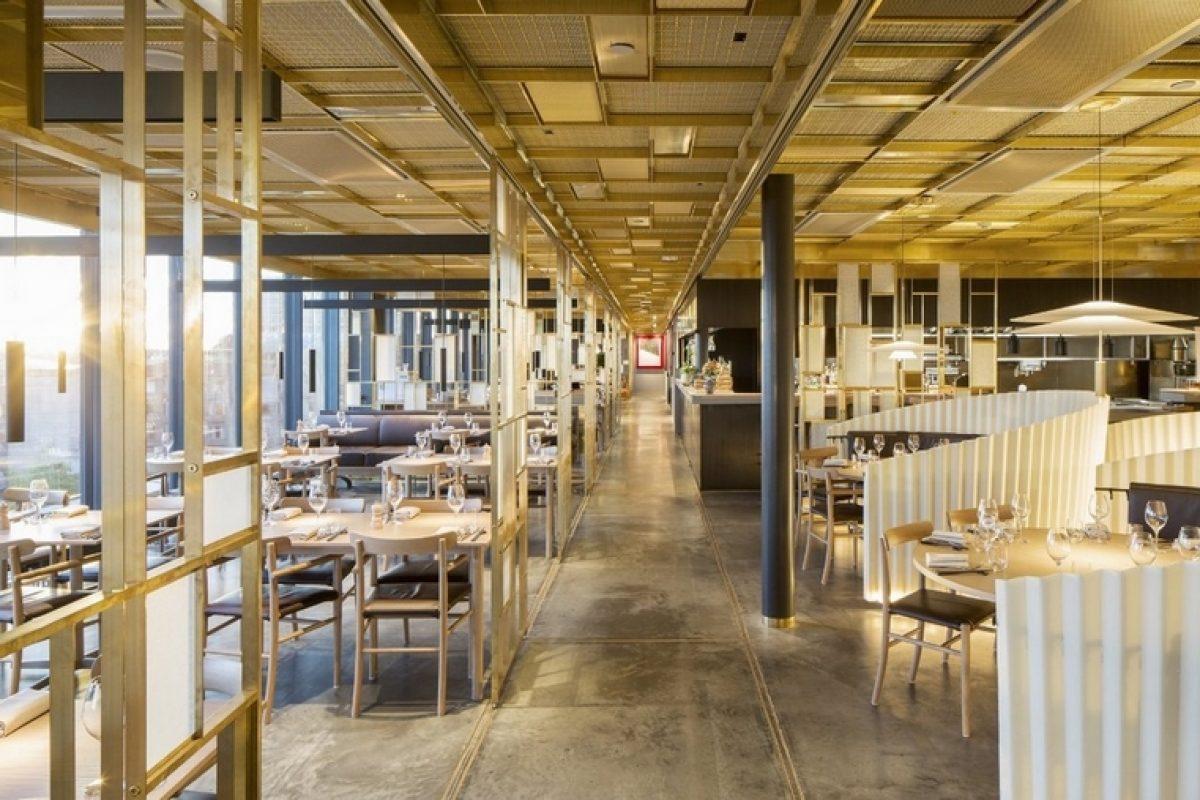 El galardonado Restaurante TAK en Estocolmo diseñado por Wingårdhs. Una mezcla del estilo nipon y nórdico