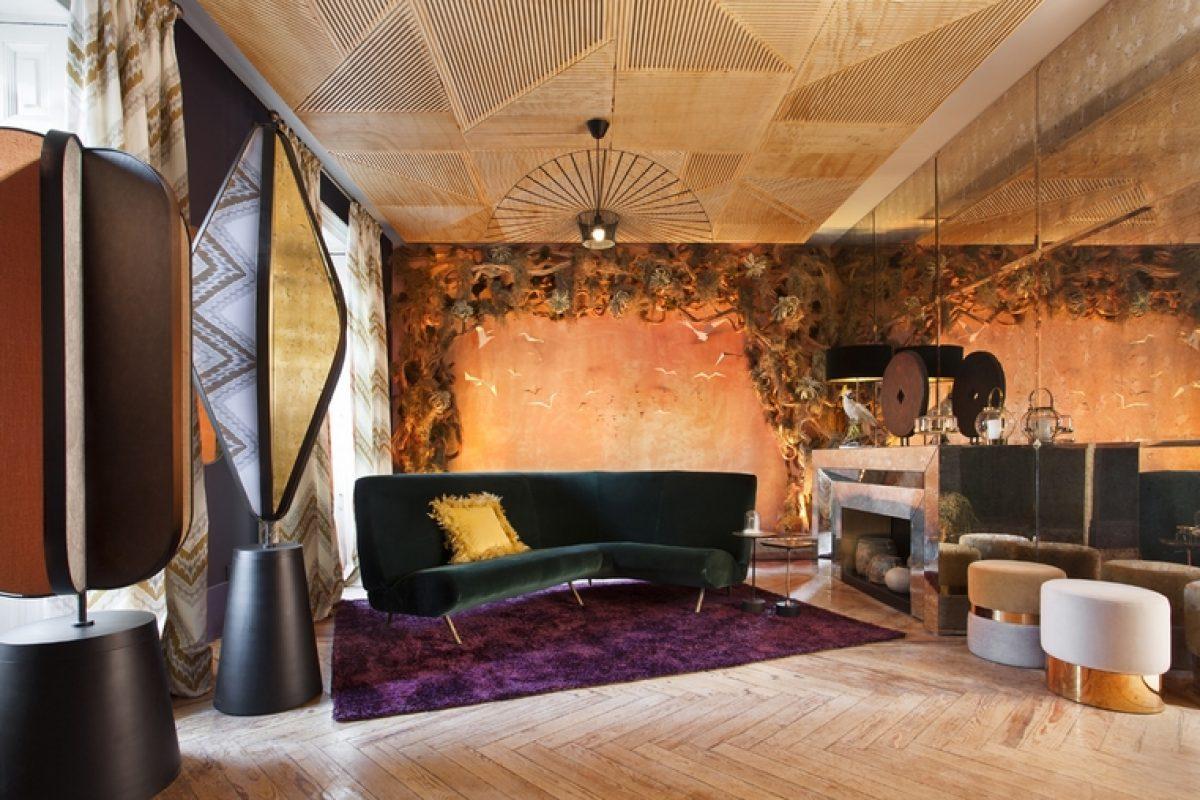 Casa Decor Madrid 2018 abre sus puertas. La pasarela de la decoración, el diseño y la arquitectura de interiores