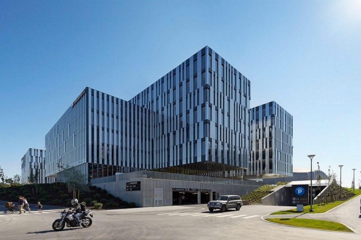 Casos prácticos: Fornebuporten, un edicifio moderno e urbano diseñado con soluciones WICONA