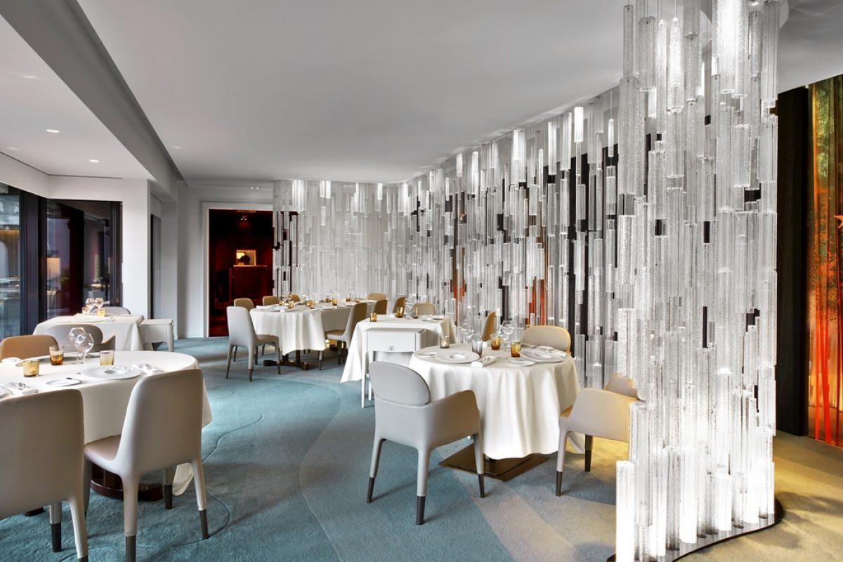 Premio Interior Design's Best of Year: L'Auberge de l'Ill, diseñado por JOUIN MANKU. La autenticidad de un albergue alsaciano