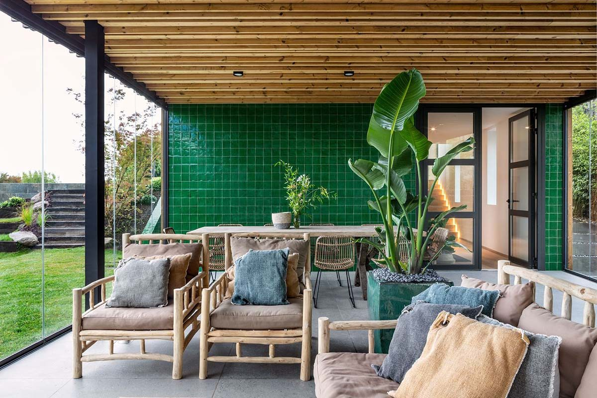 5 terrazas para inspirarte y sacar ideas para decorar tu zona chill out