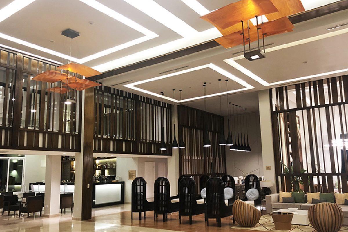 Cómo tiene que ser una buena iluminación de hotel. Especial García Requejo y Paradisus Los Cayos by Meliá