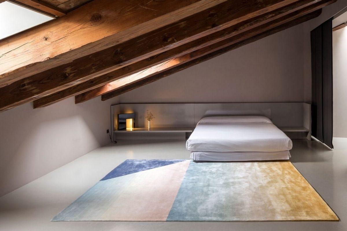 Francesc Rifé crea la colección de alfombras KO para Now Carpets inspirado por la obra de Mark Rothko
