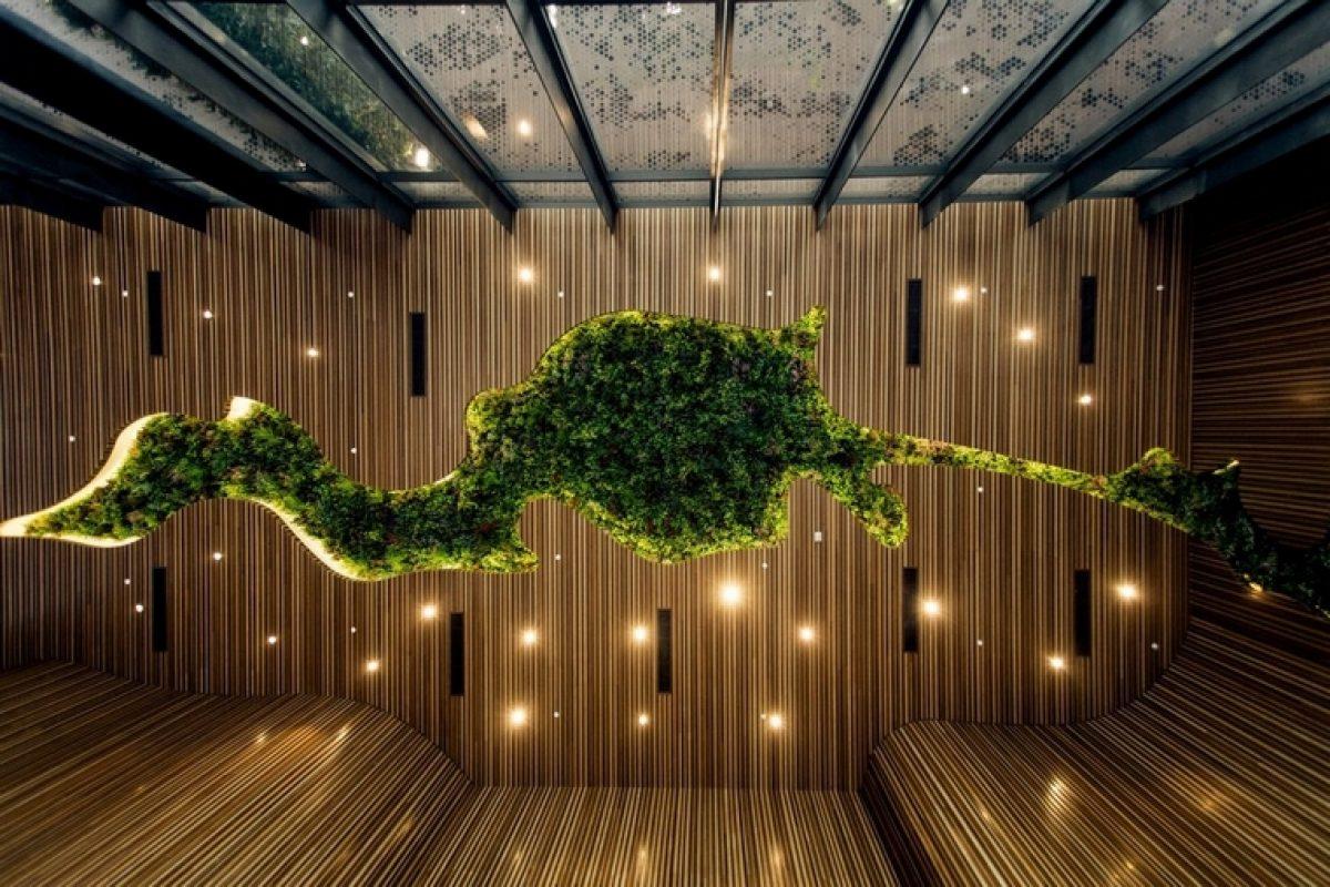 Descubre el Macao Roosevelt Hotel, un homenaje a la naturaleza china diseñado por Gulla Jónsdóttir