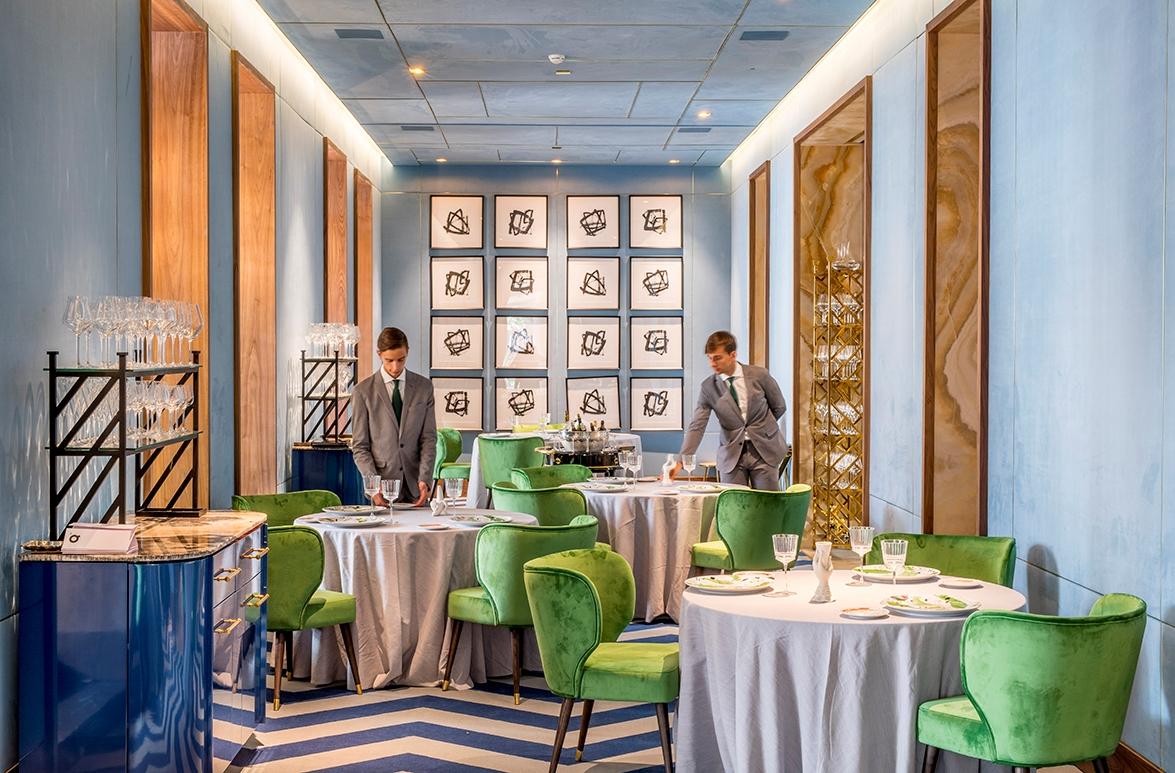 Diez Restaurantes Espanoles Que Han Destacado En 2017 Por Su - Interioristas-espaoles