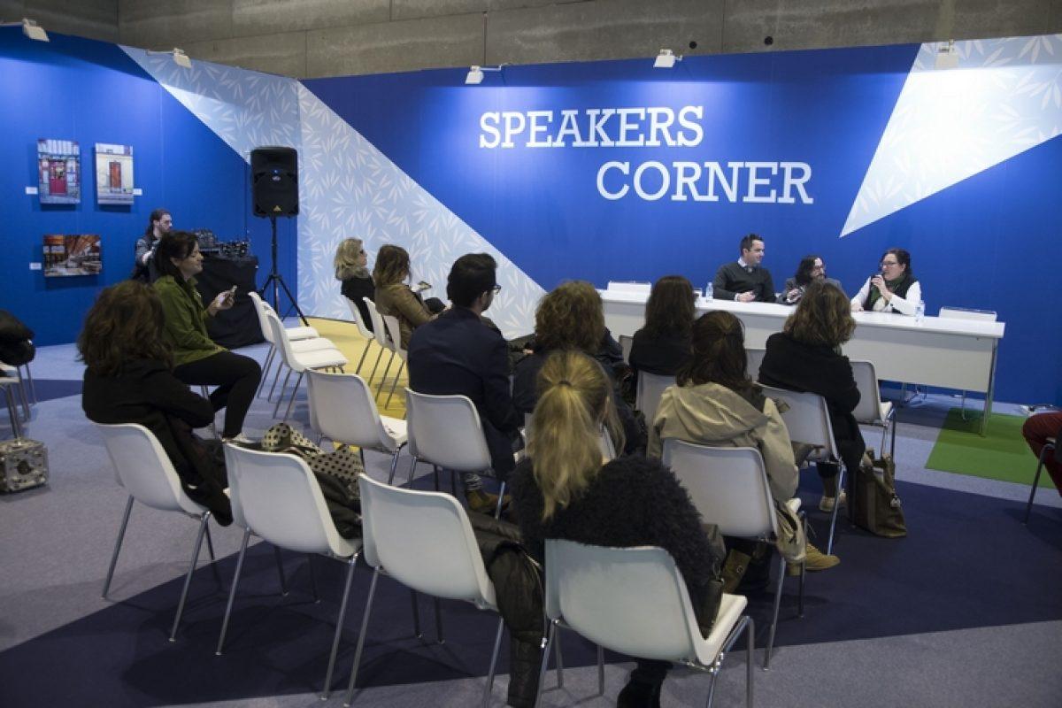 Tendencias, moda, marketing y soluciones en el ámbito del interiorismo en el Speakers´ Corner de Intergift