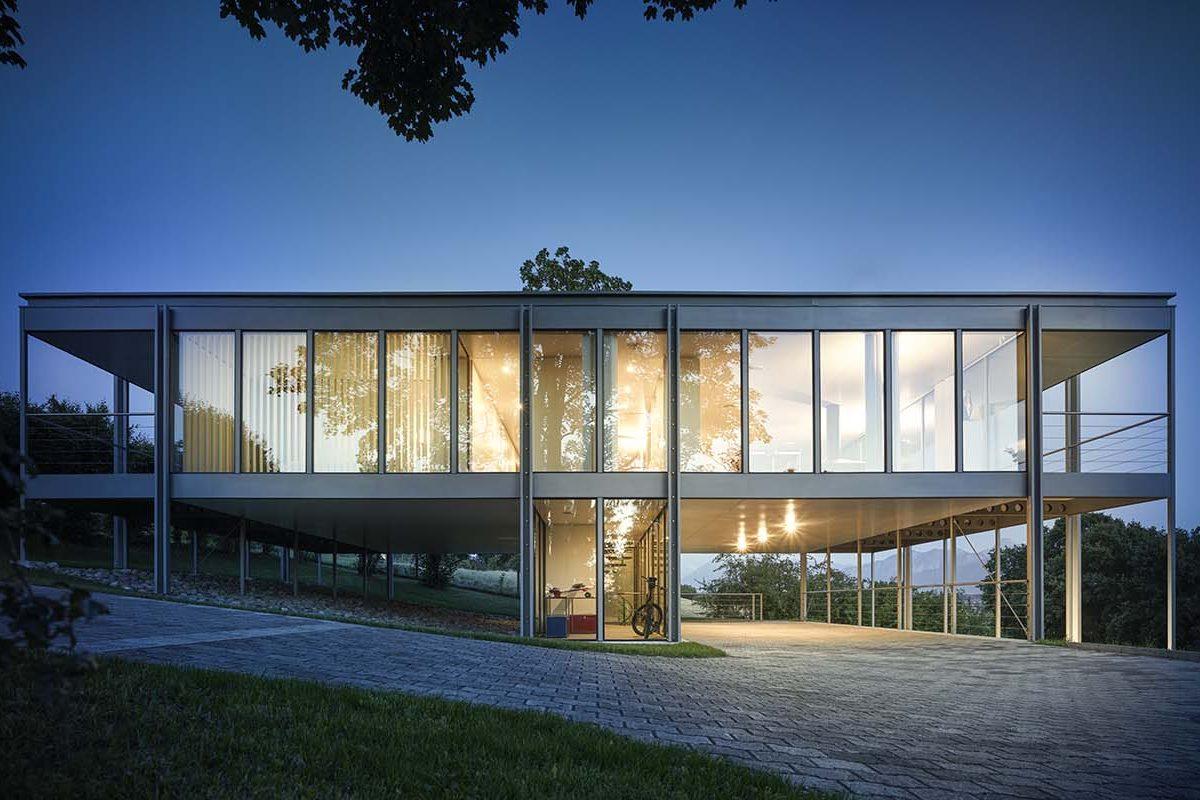 La «Buchli»: una vivienda con visión de futuro
