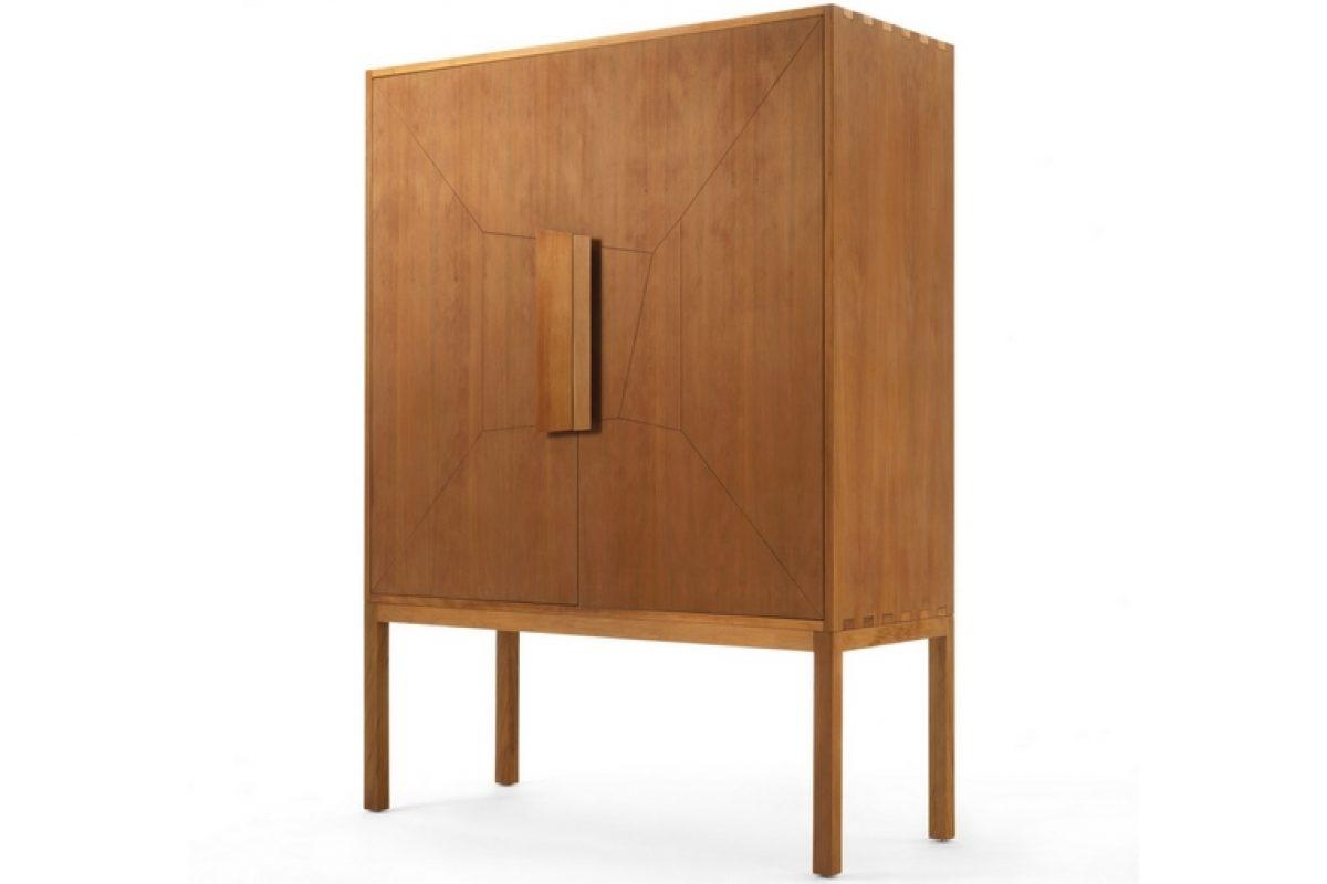 Cosentino y Riva 1920 presentan DeKauri, el mueble de baño diseñado por Daniel Germani inspirado en el tradicional aparador italiano