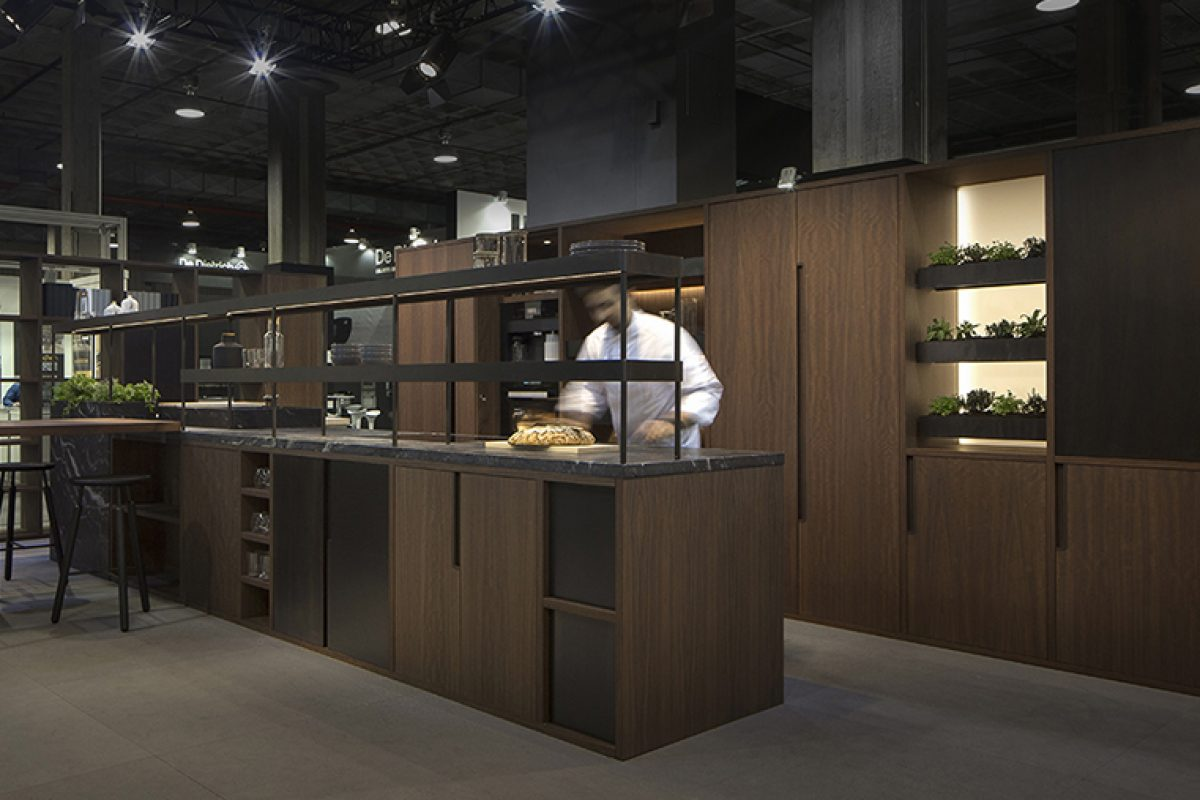 Expertos de AMC señalan los «must» para diseñar y disfrutar de una cocina «eco-friendly»