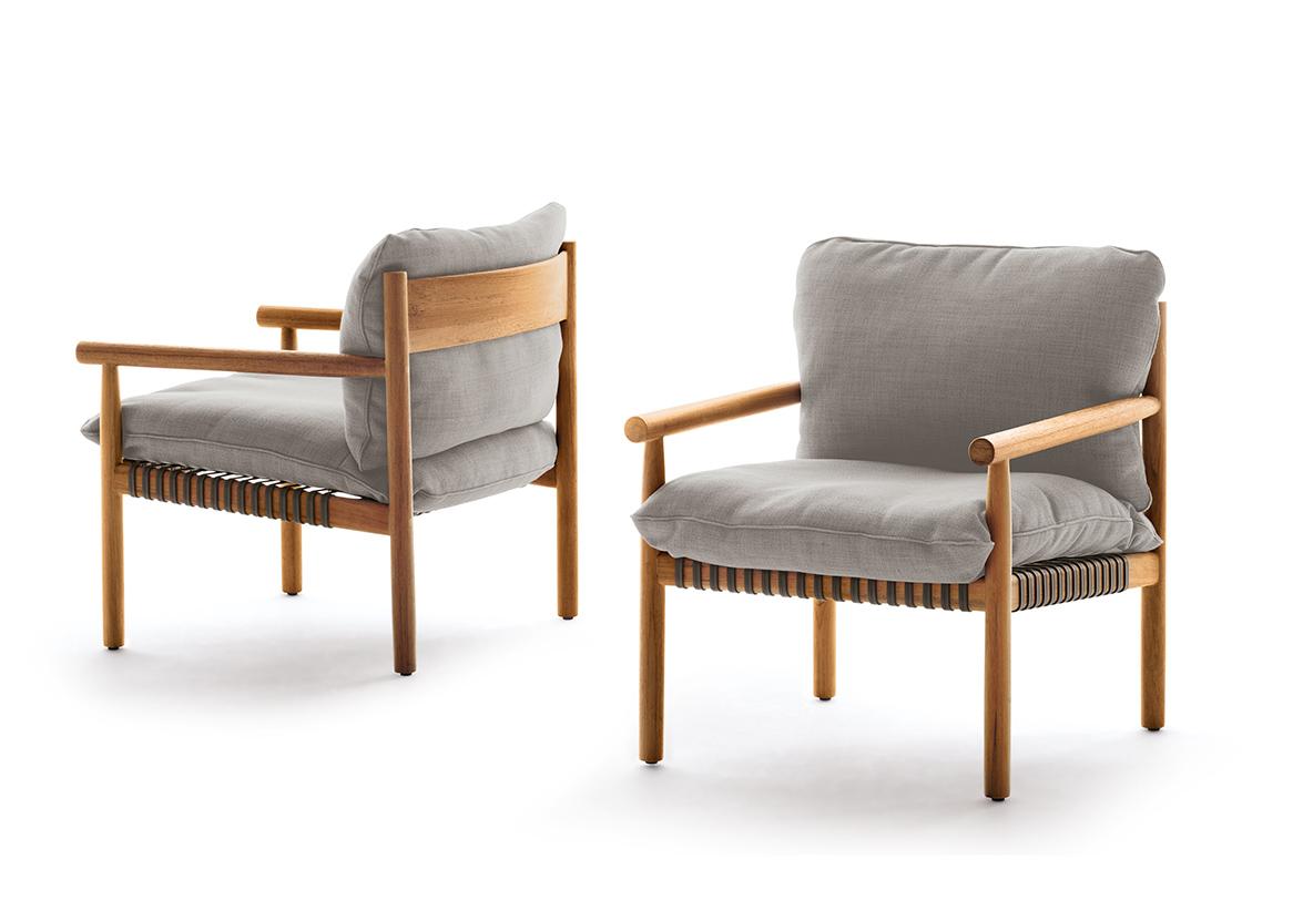 tibbo by barber osgerby for dedon indoor sophistication steps outside news infurma online. Black Bedroom Furniture Sets. Home Design Ideas