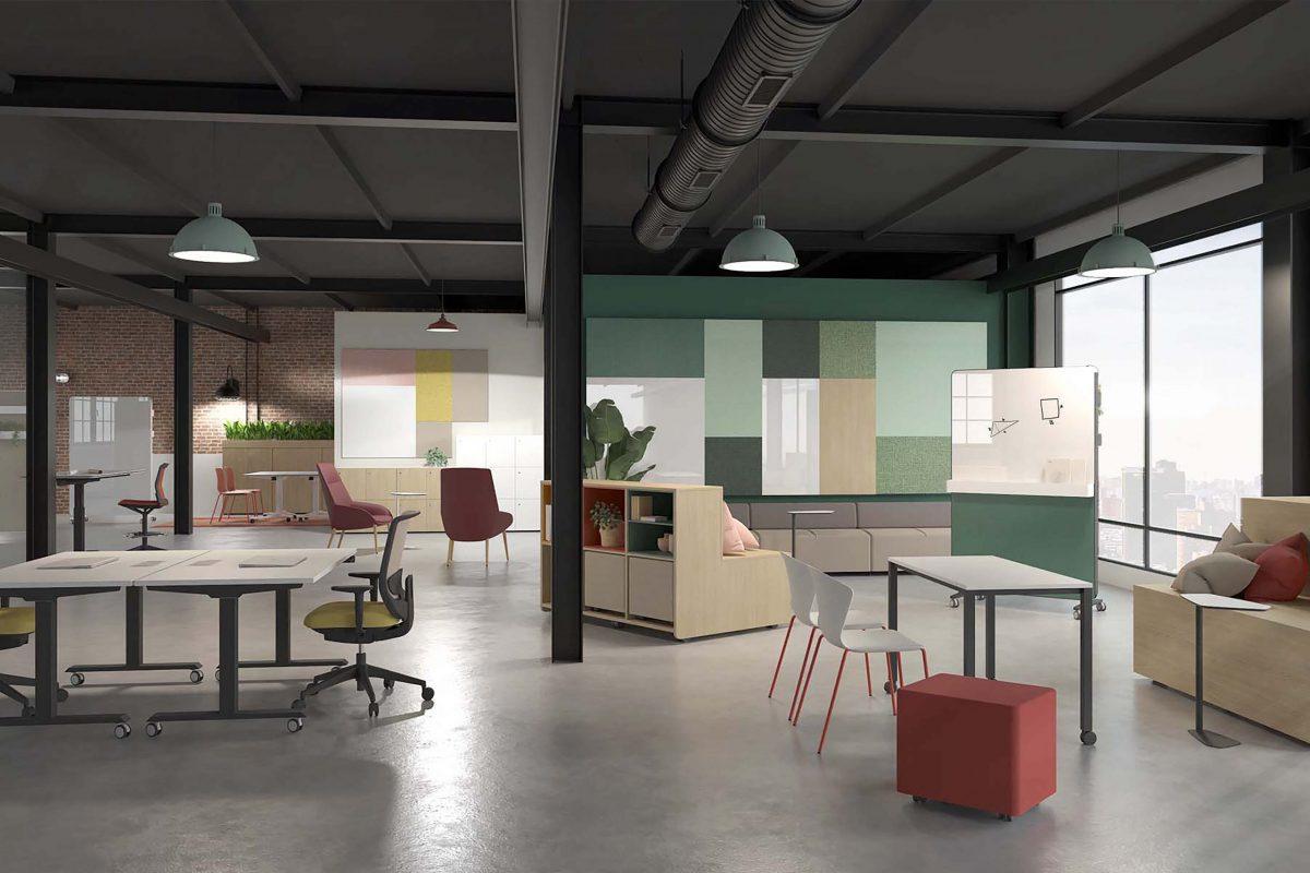 ¿Cuántas oficinas caben en una oficina?