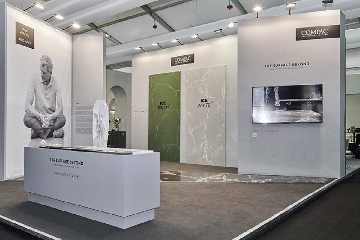 Compac crea tendencia en Design Shanghai 2019 presentando una propuesta conceptual de vanguardia