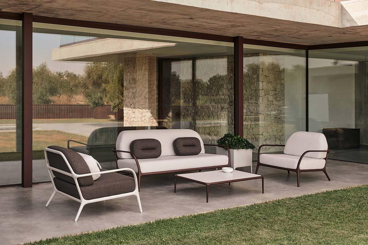 Xaloc, la colección de exterior diseñada por Héctor Serrano para Möwee. Equilibrio entre tradición e innovación