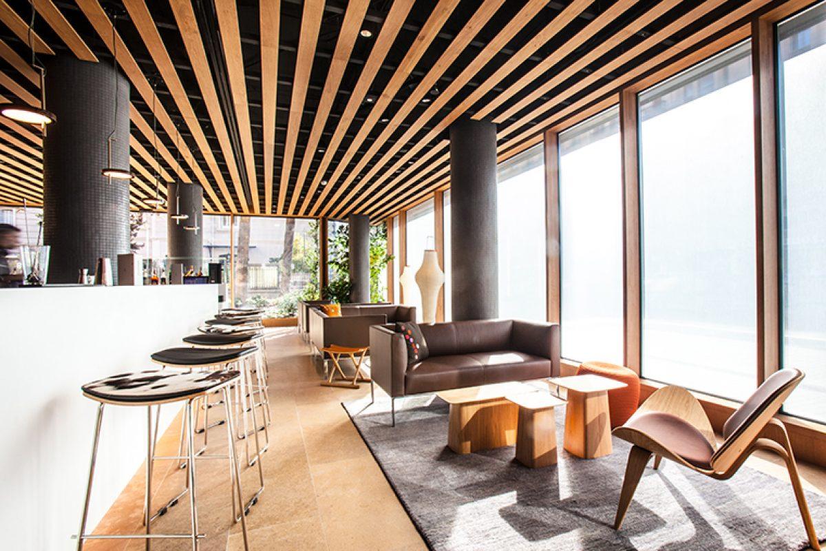 Casos Prácticos: Ilva aporta el toque natural al Hotel OD Barcelona con sus soluciones en el acabado para la madera