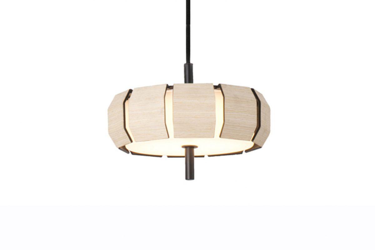 Mini Phill, la pequeña luminaria de la familia inspirada en los años 60, diseñada por Nahtrang para Faro Barcelona