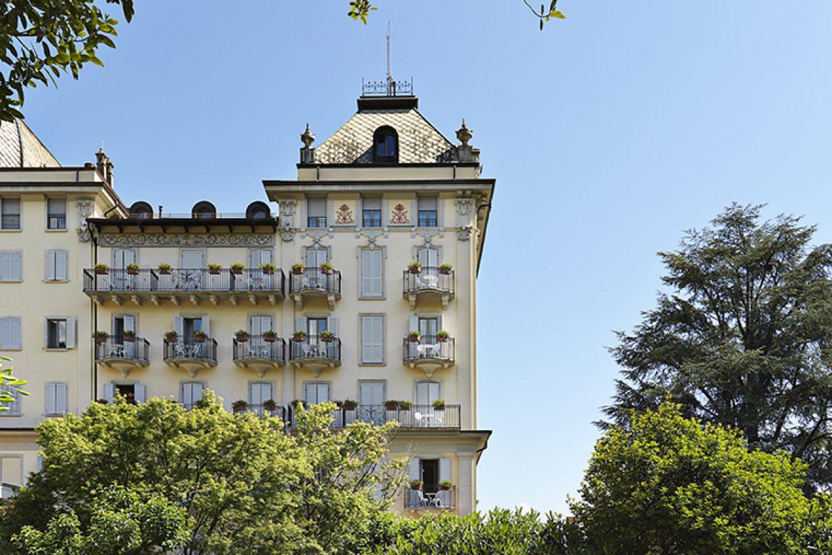 Nueva vida al Grand Hotel des Iles Borromées & Spa di Stresa con los barnices para exterior MILESI