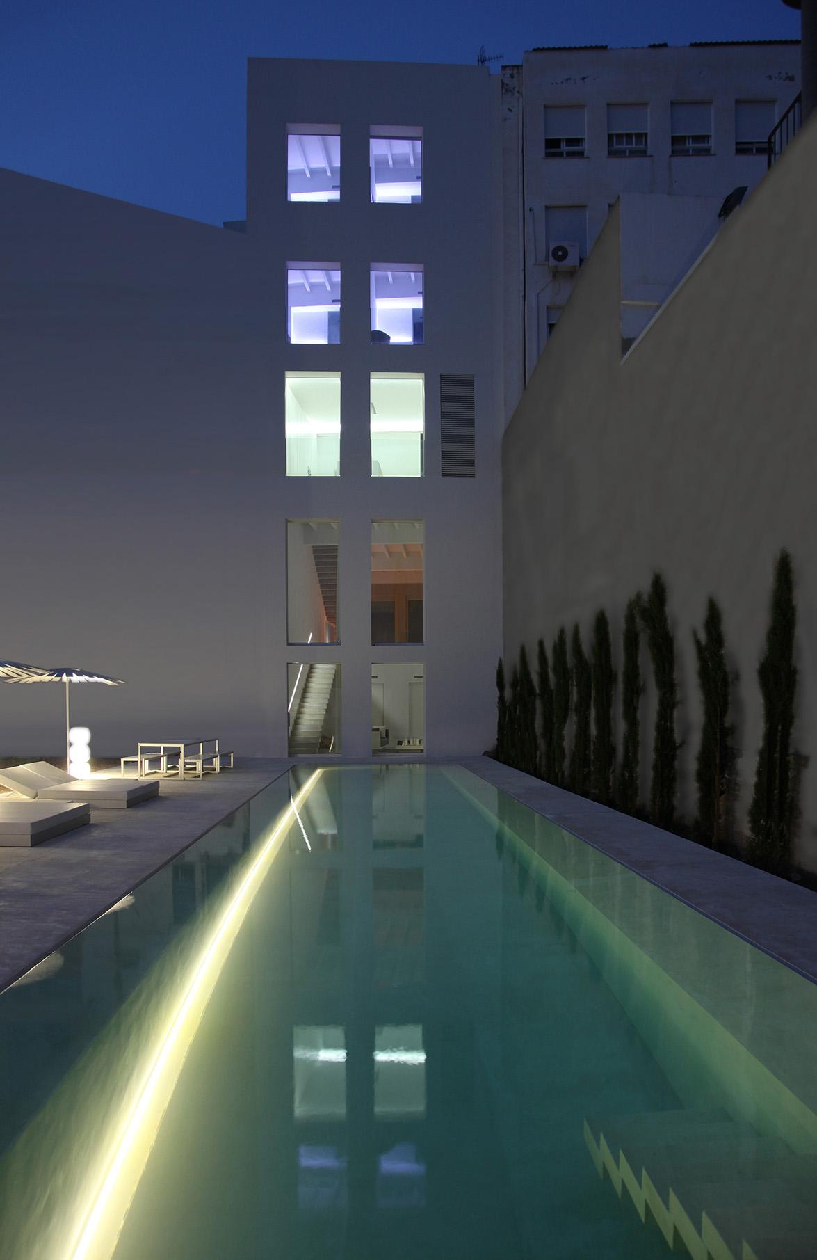 Imagen La casa gandiablasco piscina
