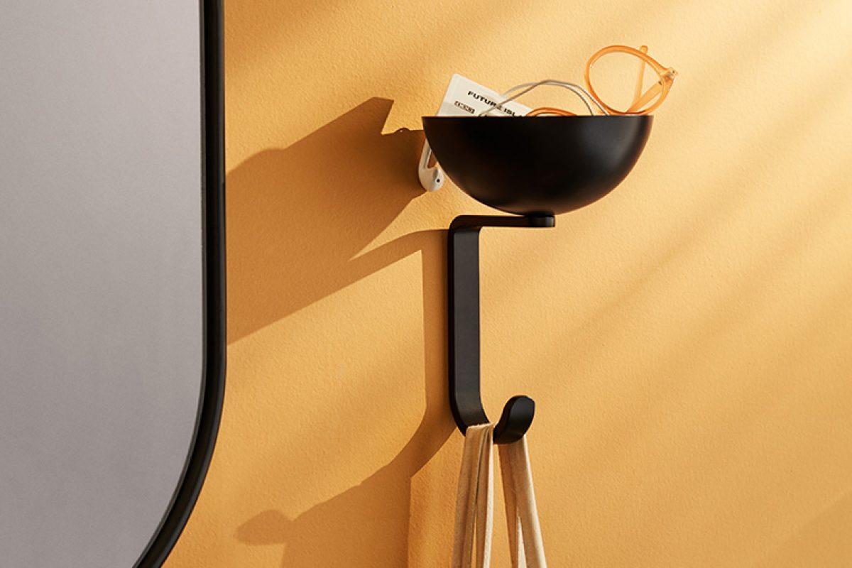 Colgador Nest de Stine Aas para Northern. La importancia y funcionalidad de los pequeños accesorios en el hogar