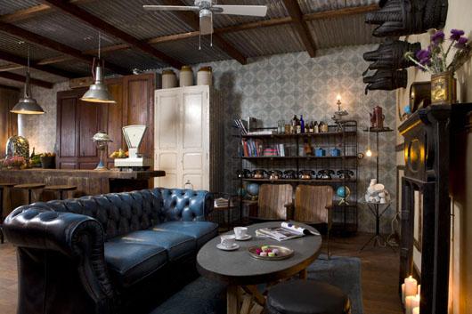Francisco segarra dise a con est tica vintage y aire retro - Segarra muebles ...