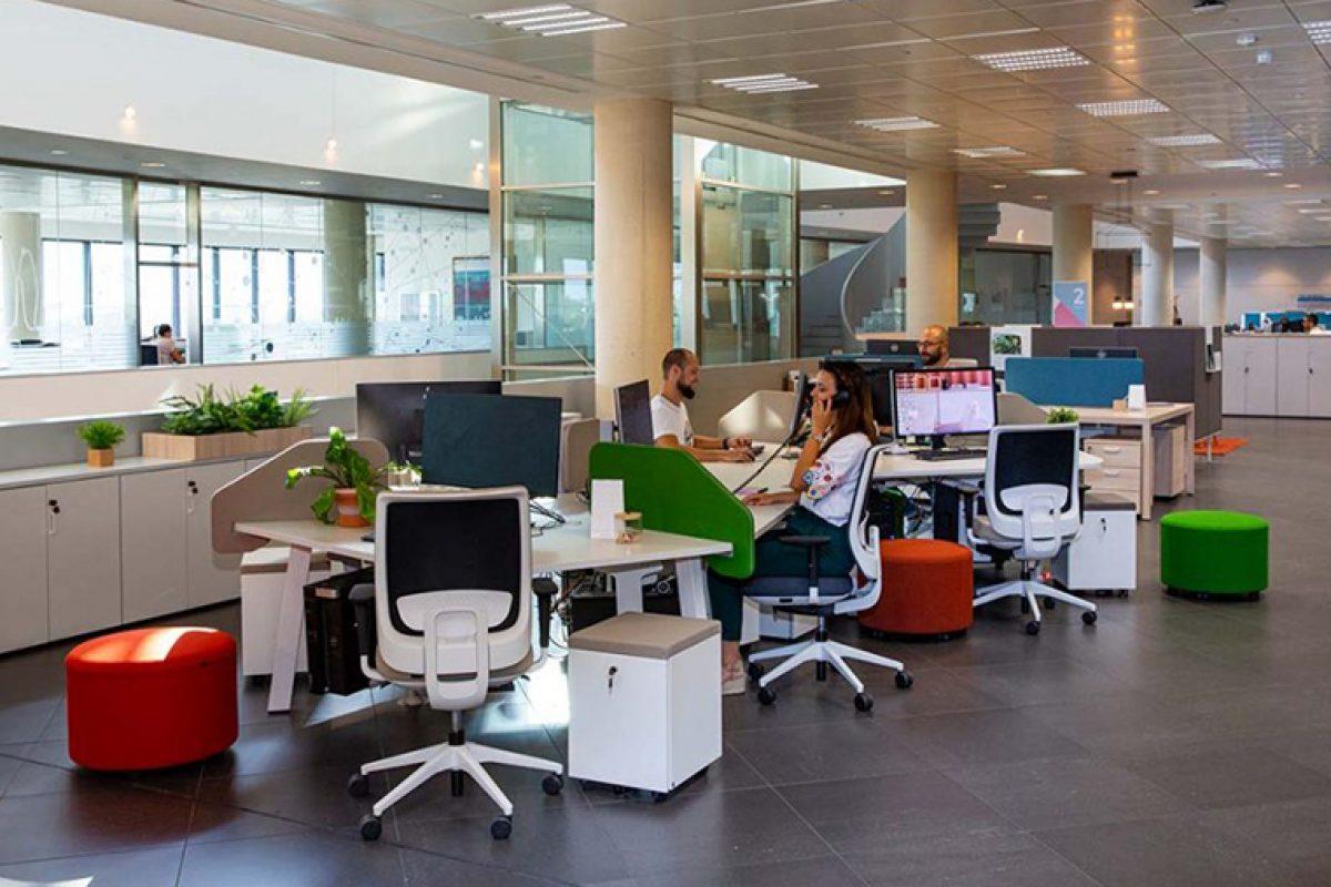 El sector del mueble de oficina español crece un 6%, en el primer semestre de 2019