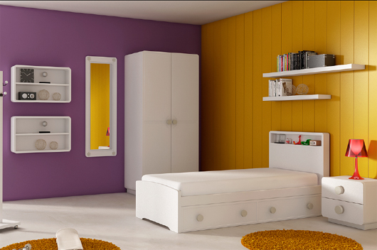 Artemader sigue desarrollando y actualizando su linea de for Catalogo mueble juvenil