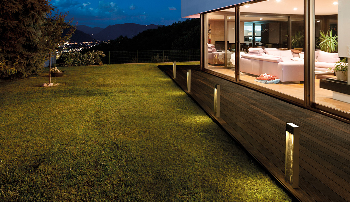 Superb Zen By B.lux, An Outdoor Beacon Lamp Featuring LED Technology For  Residential Use Designed By Martinez Y Soler Arquitectura
