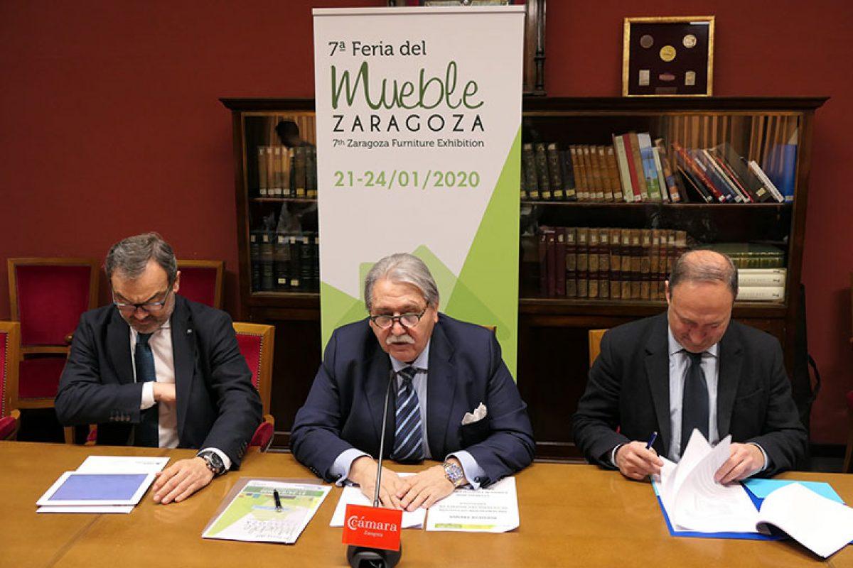 Feria del Mueble de Zaragoza contará con más de 80.000 metros cuadros distribuidos en ocho pabellones y 507 marcas