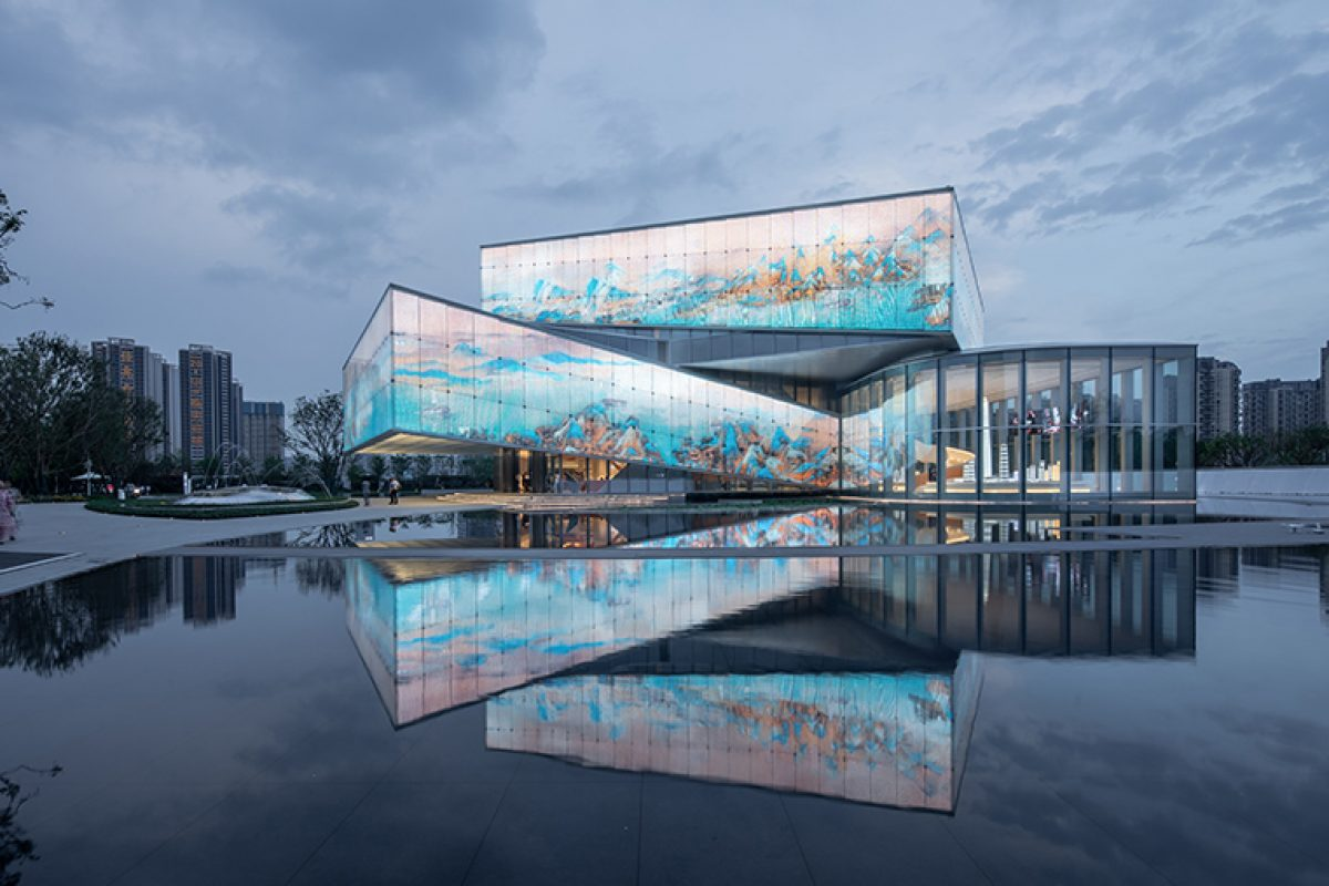 Los finalistas al Festival Mundial de Arquitectura (WAF) 2019 anuncian un futuro sostenible