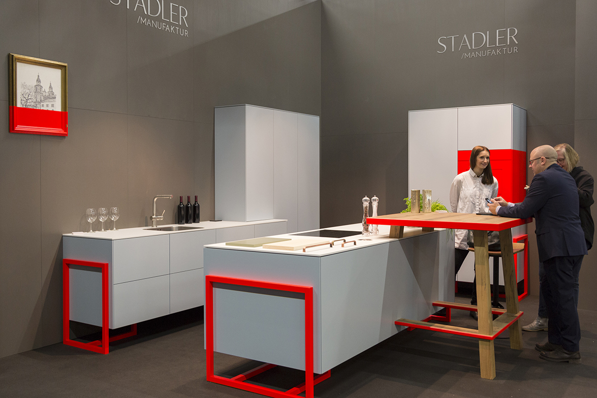Imm Cologne report trade fair duo of imm cologne and livingkitchen
